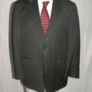 Canali Suits & Blazers - Canali Brown Label 13220 Two Button Blazer 44R